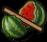 Cracked Watermelon