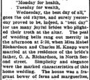 Morning Star/1896-06-11/Pretty Home Wedding