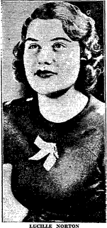 Lucille norton morning star 1935-09-18