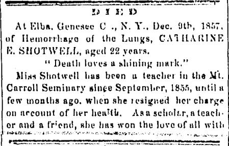File:Freeport Journal.1858-02-04.Died.jpg