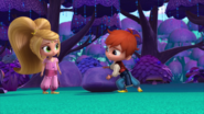 Leah and Zac Shimmer and Shine ATR