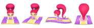 Shimmer Sprites from Shimmer and Shine Carpet Racing Game