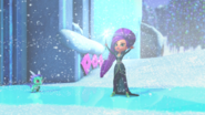 Zeta the Sorceress Shimmer and Shine Snow