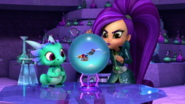 Shimmer and Shine Nazboo and Zeta the Sorceress 5