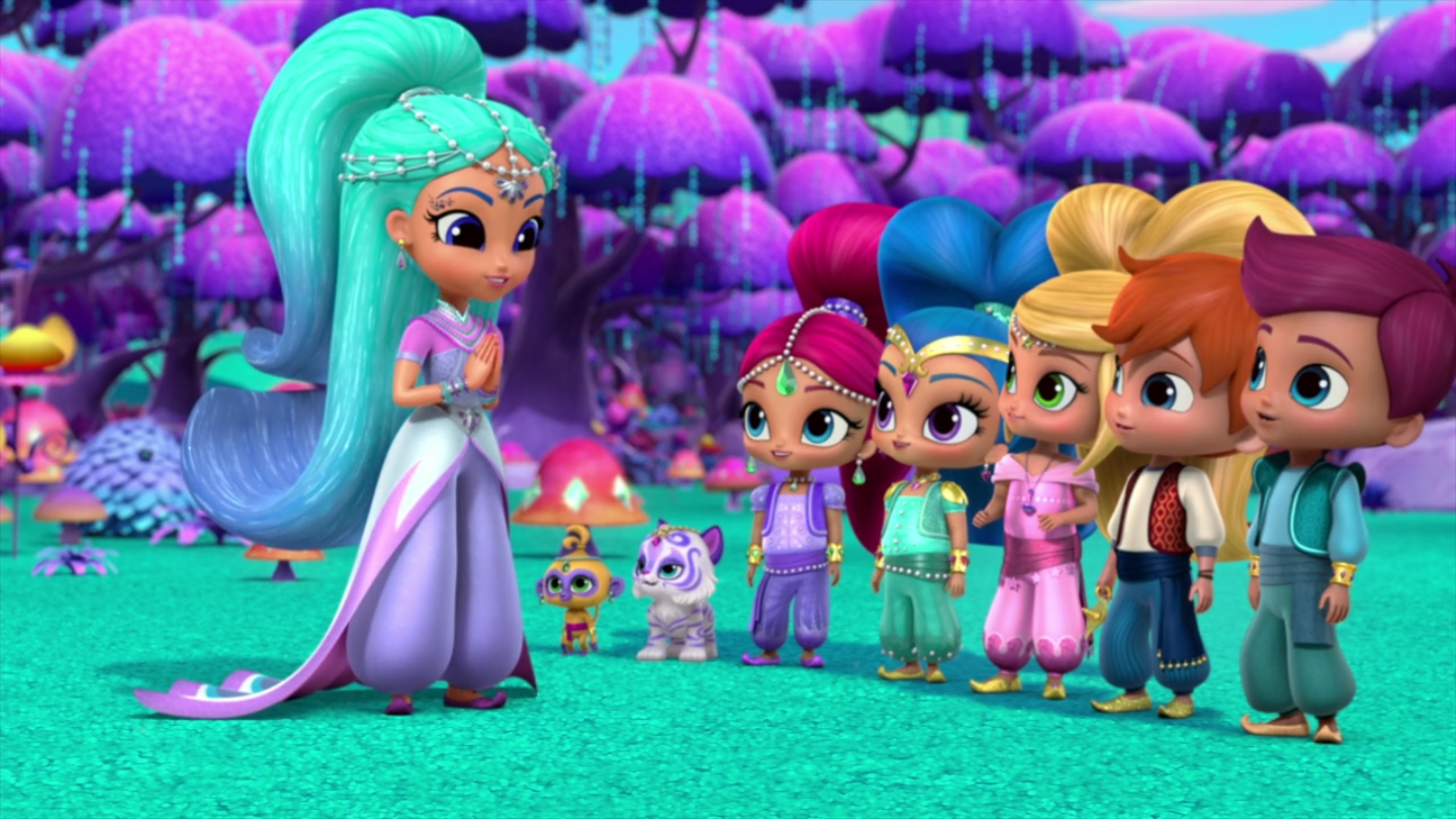 Image - Princess Samira Shimmer And Shine Tree-Mendous Rescue 1.png