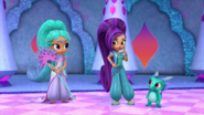 Shimmer and Shine Princess Samira and Zeta the Sorceress 2