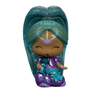 Shimmer and Shine Princess Samira Teenie Genies Toy Figure 2