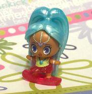 Shimmer and Shine Princess Samira Teenie Genies Toy Figure 3