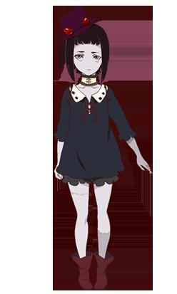 Rita Zombie design