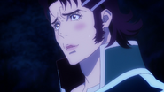 Kaisar blushing after seeing Amira