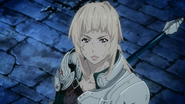 Jeanne after the attack on the city