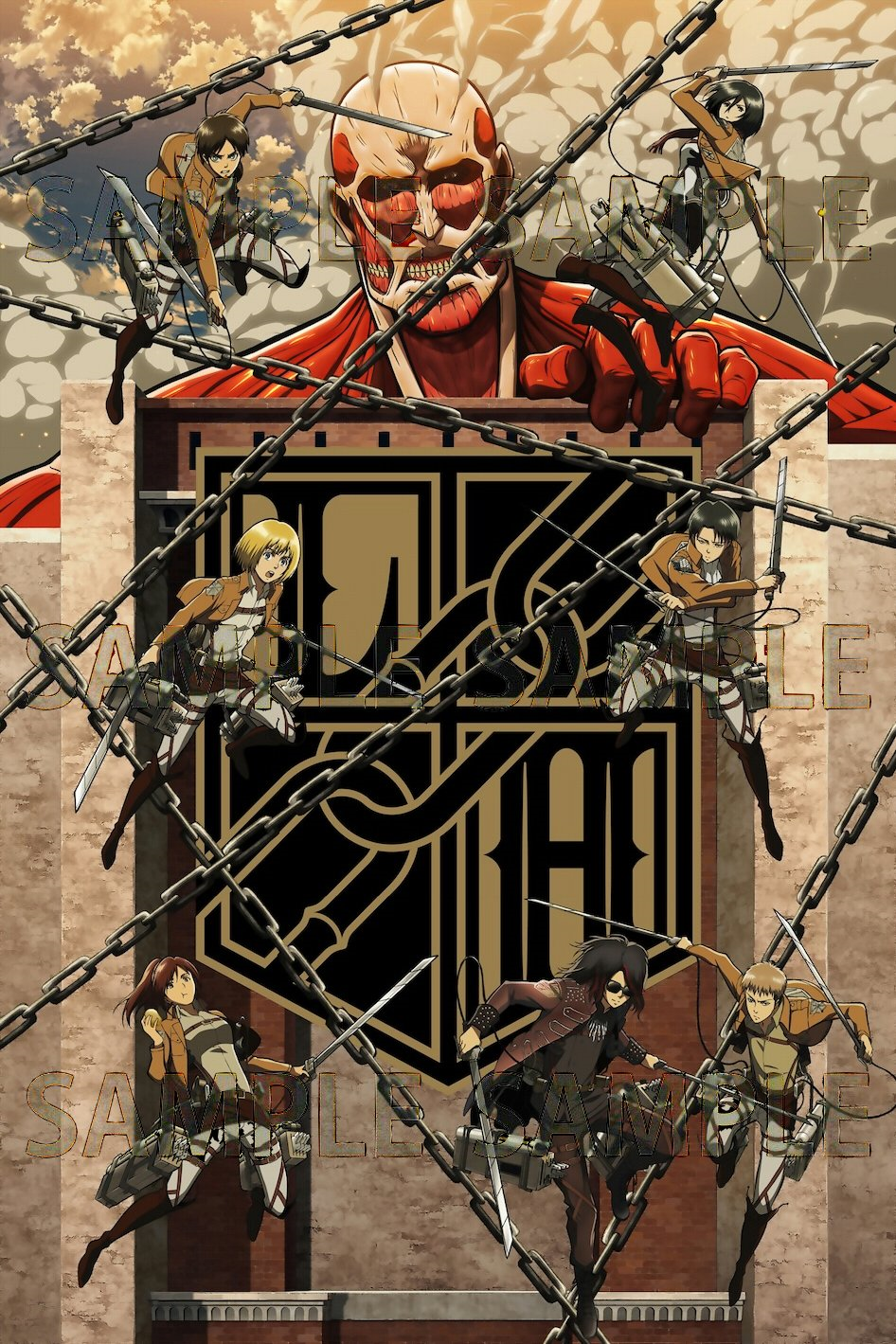 SnK - Opening Single Art Previewed.png