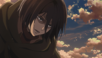 Mikasa willing to kill Ymir