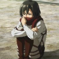 Mikasa's sadness