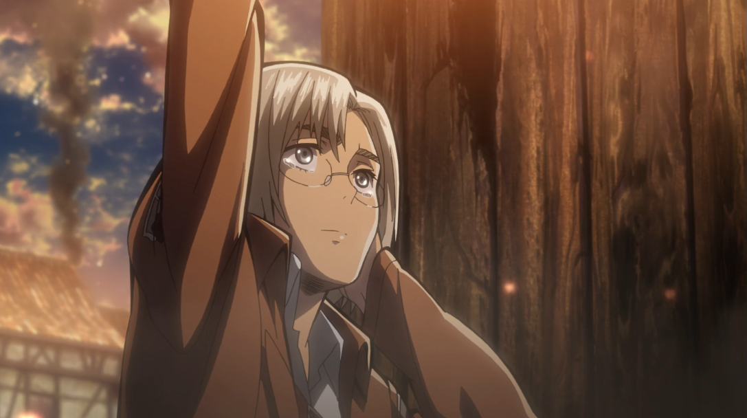 Image - Rico fires success signal.png | Attack on Titan ...