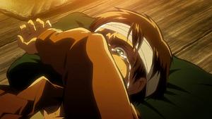 Eren's remorse