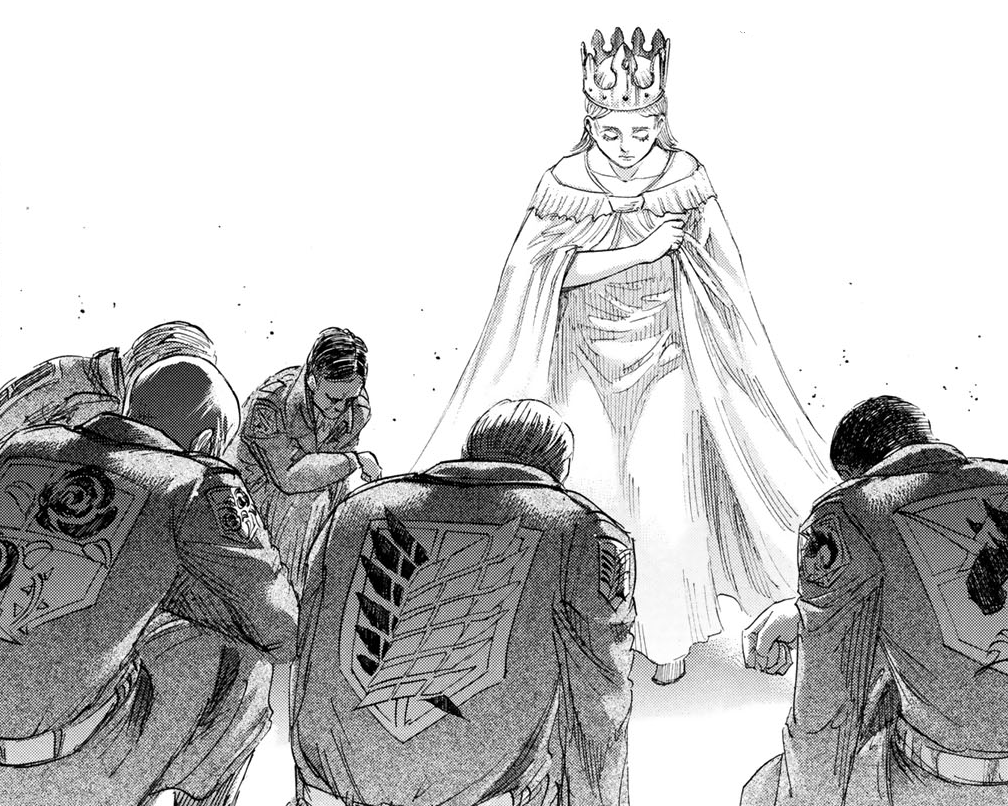Historia is crowned as the new queen.png