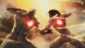 Clash of the Titans Anime