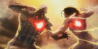 Clash of the Titans arc (Anime)