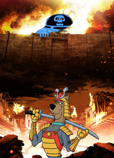 Attack on Scooby copy