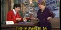 The Mayor Runs for Re-Election