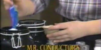 Mr. Conductor's Big Sleepwalk