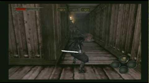 Shinobido Takumi (PS2) - Favourite Missions - Ninja Base