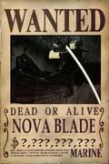 Nova's Wanted Poster
