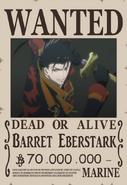 Bar Wanted