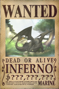 Inferno's Wanted Poster