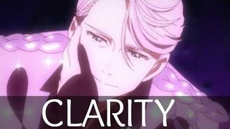Clarity Victuuri Yuri!!! On Ice AMV
