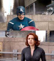 Avengers romanogers