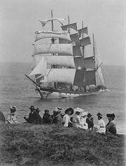 Falls of Halladale (ship, 1886) - SLV H91.108-2754
