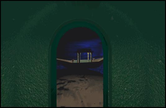 File:Door To Lake Open Showing Boat.jpg