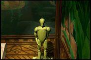 Wax Doll In Shaman Room