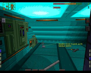 SS1 Control Pedestal Secret Revealed
