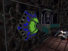 Cyberspace Terminal