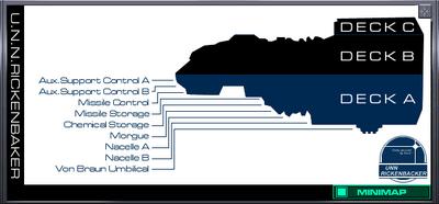 Rickenbaker Map