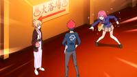 Hisako confronts Sōma