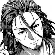 Jōichirō Yukihira mugshot