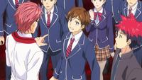 Kojirō expels a student