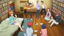 The Polar Star in Marui's room (anime).png