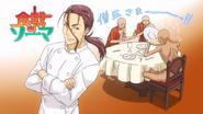 Jōichirō's cooking is amazing (anime)