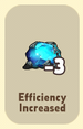 EfficiencyIncreased-3Shiny Gem