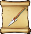 Spears Wooden Spear Blueprint