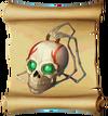Pendants Skeleton Ward Blueprint