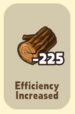 EfficiencyIncreased-225Wood