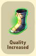 ItemQualityIncreasedGoodTraveling Boots