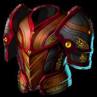 Armors Crimson Plate