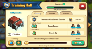Summary TrainingHall
